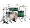 "Mapex Armory Shell Pack | 5 Piece 22"" Fusion in Emerald Burst"