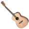 J.N Guitars Asyla Series ASY-A Acoustic Guitar in Natural (Left Handed)