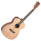 J.N Guitars Asyla Series ASY-A Acoustic Guitar in Natural