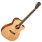 J.N Guitars Bessie Series BES-ACE Electro-Acoustic Guitar in Natural Gloss