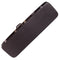 Freestyle Deluxe Wood Shell Bass Guitar Case