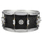 "PDP by DW Concept Black Wax 14""x6.5"" Maple Snare Drum"