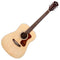Guild Westerly D-240E Flamed Mahogany Electro-Acoustic Guitar