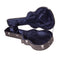 Freestyle Deluxe Wood Shell Acoustic Guitar Case - Jumbo