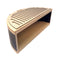 KEO Percussion Woodblock Guiro