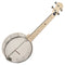 Gold Tone Little Gem LG-D Banjo Ukulele in Diamond