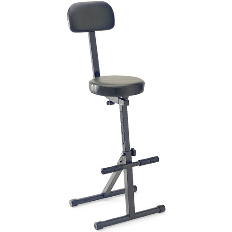 Stagg Musician's High Throne with Backrest