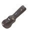 Freestyle Deluxe Wood Shell Acoustic Guitar Case - Mini/Travel