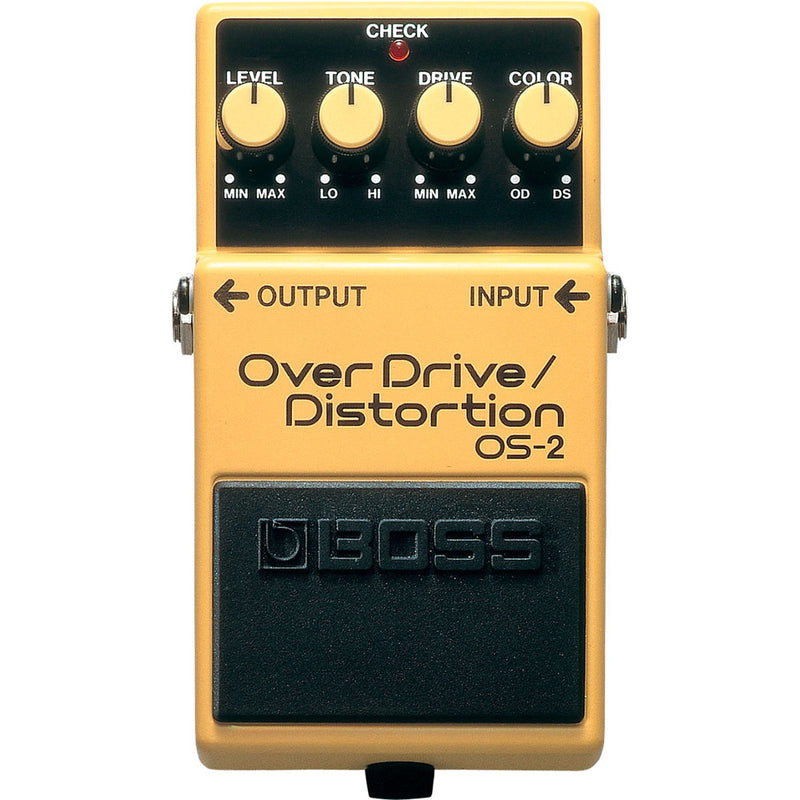 Boss Compact OS-2 Overdrive Distortion