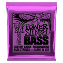 Ernie Ball Power Slinky Bass Guitar Strings (.055 -.110)
