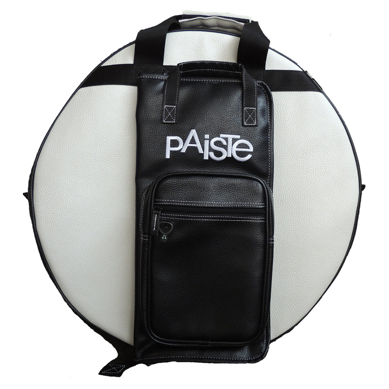 "Paiste 22"" Professional Two Tone Leather Cymbal Bag"