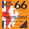 Rotosound RS66LD Swing Bass 66 Bass Guitar Strings (.045 -.105) Standard