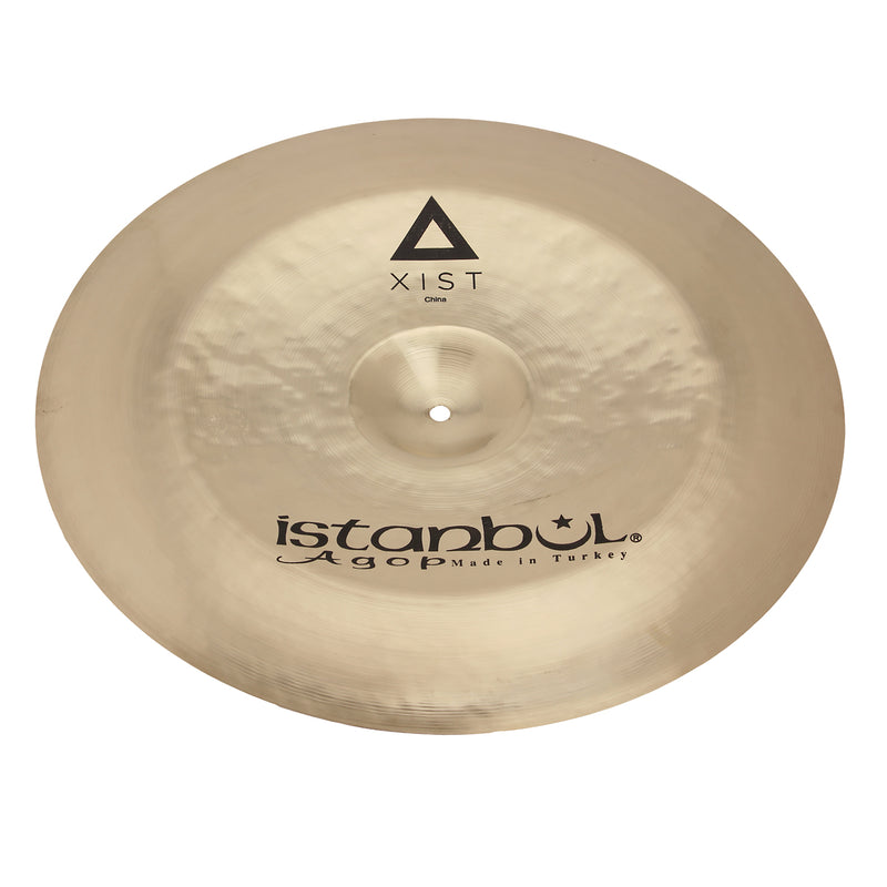 "Istanbul Agop Xist 16"" China"