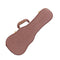 Freestyle Deluxe Wood Shell Ukulele Case - Soprano