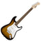Squier Stratocaster Starter Pack in Brown Sunburst