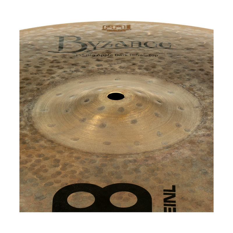 "Meinl Byzance Big Apple Dark 15"" Hi-Hat"