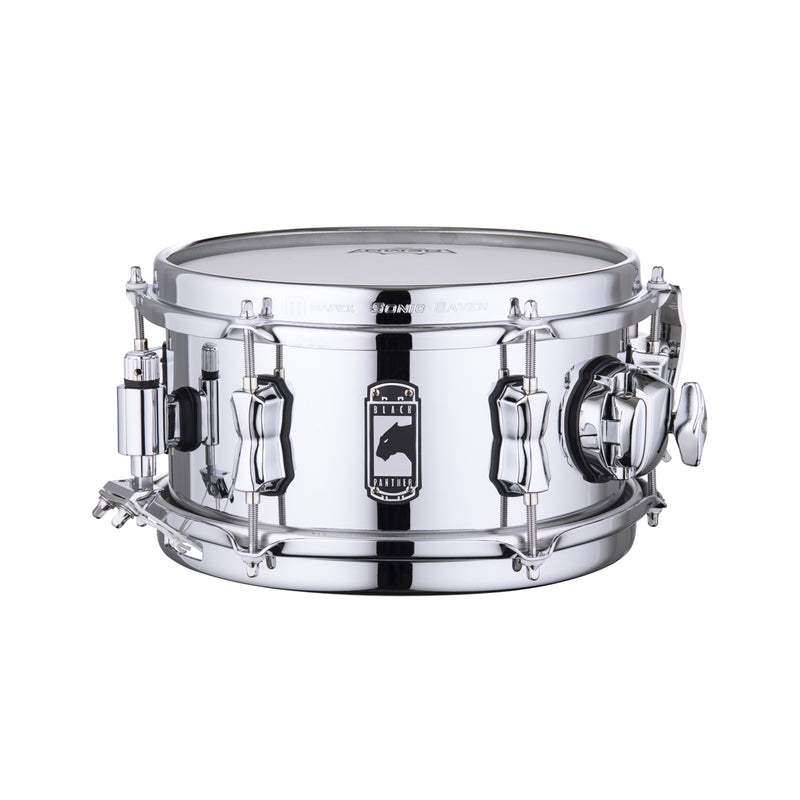"Mapex Black Panther 10"" x 5.5"" 'Wasp' Steel Snare"