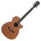 Ibanez AEG7MH-OPN Electro-Acoustic Guitar with in Natural Mahogany