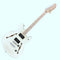 Squier Affinity Starcaster in Olympic White