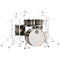 "Mapex Armory Shell Pack | 5 Piece 20"" Fusion in Black Dawn"