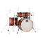 "Mapex Armory Shell Pack | 5 Piece 22"" Fusion in Redwood Burst"