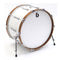 British Drum Company Lounge Club Series Shell Pack in Windermere Pearl