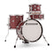 Ludwig Breakbeats by Questlove 4Pc Shell Pack in Wine Red Sparkle