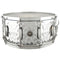 "Gretsch USA Brooklyn Hammered Chrome Over Brass 14""x6.5"" Snare Drum"