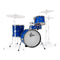 Gretsch Catalina Club Jazz Shell Pack in Blue Satin Flame