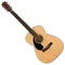 Fender CC-60S LH Acoustic Guitar in Natural - Left  Handed