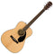 Fender CC-60S Acoustic Guitar in Natural