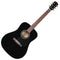 Fender CD-60 Acoustic Guitar in Black