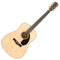 Fender CD-60 Acoustic Guitar in Natural