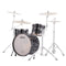 "Ludwig USA Classic Maple 22"" FAB Shell Pack in Vintage Black Oyster"