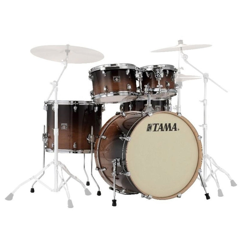 Tama Superstar Classic Shell Pack - Coffee Fade