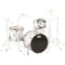 DW Collector's Series 3pc Contemporary Classic Shell Pack in Twisted White
