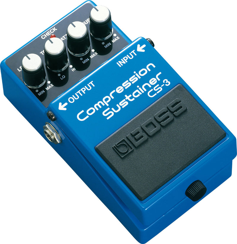 Boss Compact CS-3 Compression Sustainer