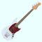 Squier Classic Vibe '60s Mustang Bass in Olympic White