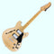 Squier Classic Vibe Starcaster in Natural