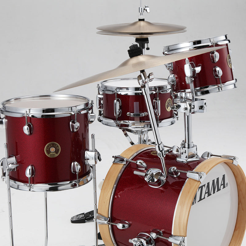 Tama Club Jam Flyer Shell Pack - Candy Apple Mist (Without Hardware)