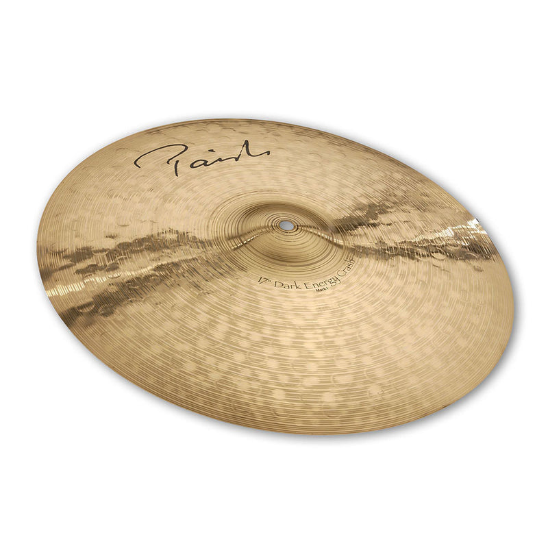 "Paiste Signature 'Dark Energy' 17"" Crash MkI"