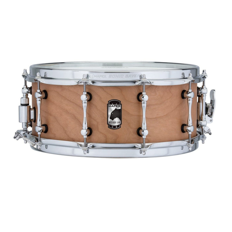 "Mapex Black Panther Design Lab 13""x5.5"" Cherry Bomb Snare"