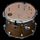 "Tama S.L.P. 14""x10""  Duo Snare in Transparent Mocha"