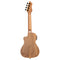 Ortega Horizon Series Walnut Electro-Acoustic Cutaway Concert Ukulele in Natural Satin