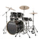 "Ludwig Evolution 22"" Fusion Drum Kit in Black Sparkle"