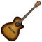 Fender FA-345CE Electro-Acoustic Guitar in 3-Tone Tea Burst