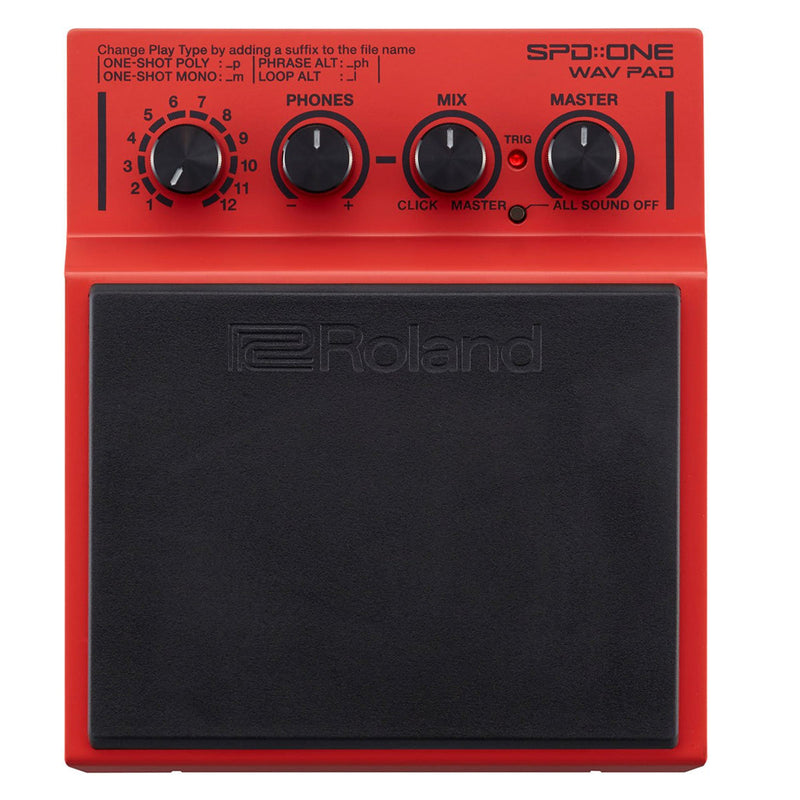 Roland SPD::ONE WAV Compact Percussion Pad