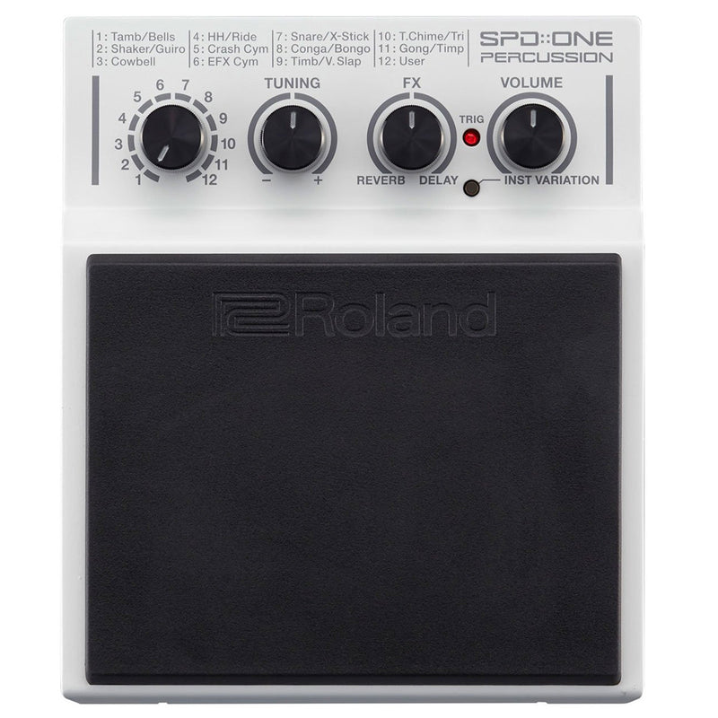 Roland SPD::ONE PERCUSSION Compact Percussion Pad