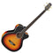 Takamine G-Series GB72CE-BSB Electro-Acoustic Bass in Brown Sunburst Gloss