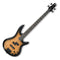 Ibanez Gio GSR200SM-NGT Bass Guitar in Natural Grey Flat